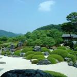 足立美術館 庭園